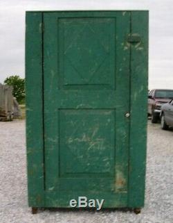 7' 10 Antique Oak Country Store Counter From The Late 1800's All Original