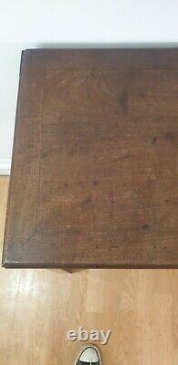 A George III Mahogany Card Table, Late 18th C