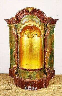 A Late 18th Century Italian Revolving Tabernacle