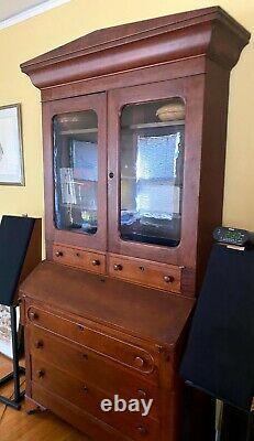 ANTIQUE Secretary/desk/dresser Late 19th Century