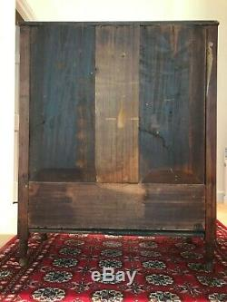 American Late Federal Jelly Cupboard, 1830-1850