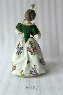Antique French Old Paris Vincent Dubois porcelain figurine late 18th century