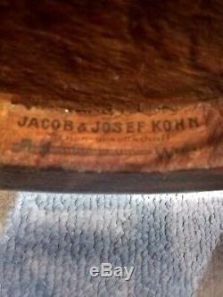 Antique J&J Kohn Bentwood Chair/Late 1800s/Beautiful Piece