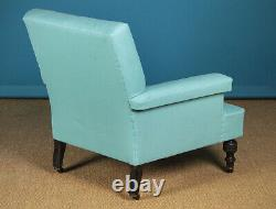 Antique Late 19th. C. Easy Armchair c. 1895