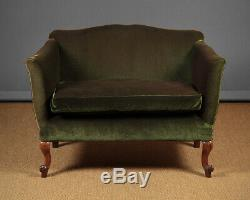 Antique Late 19th. C. Two Seater Couch c. 1880