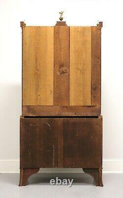 Antique Late 19th Century Federal Hepplewhite Secretary Desk