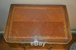 Antique Late 19th Century Louis XV style french chest of drawer (commode)
