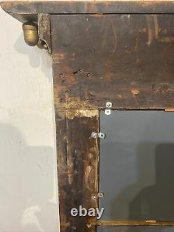 Antique Late Federal Gilded Mirror Circa 1835