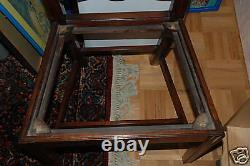 Antique Mahogany American Period Chair Late 18th Cent