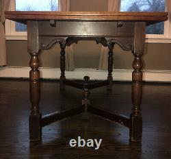 Antique Refectory (Dining) Table late 19th Century