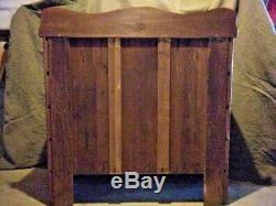 Antique Victorian Era Dresser, maybe Eastlake Style, late 1800's