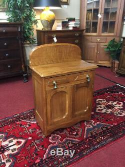 Antique Walnut Washstand Late Victorian Delivery Available