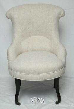 Beautiful Pair of Antique Late 19th Century French Armchairs