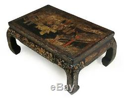 Chinoiserie Kang Table late 17th century, Antique, Chinese Antiques, Original