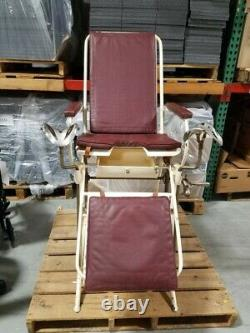 Collectable Antique German Gynecology Chair Late 1800's/Early 1900's