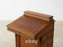 Davenport Desk, Late 19th Century