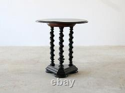 Ebonised Occasional Table, Late 19th Century