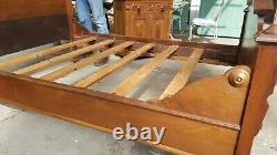 Late 1800's Eastlake Bedroom Set