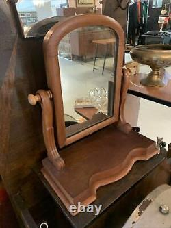 Late 19th Century Bedroom / Bathroom Mirror