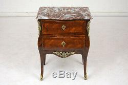 Late 19th Century Louis XV-style Small Commode