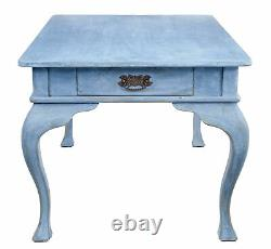 Late 19th Century Swedish Painted Kitchen Dining Table