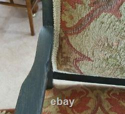 Late 19th Century antique Victorian settee Chair Sofa love seat