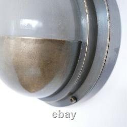 Late 20th century Metal and Glass English Wall Lights (6)