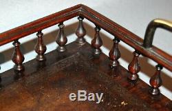 Late C18th Desk Top Tray