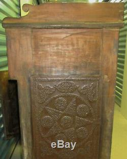 Mid/Late 1800s Original American Primitive Pie Safe. Valley of Va. Mixed woods