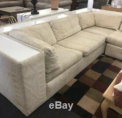 Milo Baughman For Thayer Coggin Sectional Sofa Late 70s- 80s