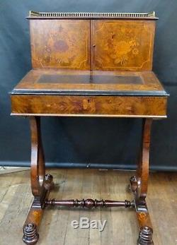 Vintage Late 19th Century French Ladies Desk
