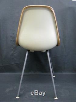 Vintage Late'50s-Early'60s Herman Miller DSX-1 Chair, Original Naugahyde (C)