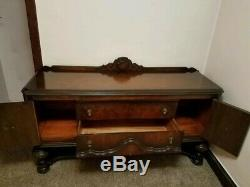 Vintage Sideboard/Buffet Batesville Cabinet Co. / late 1930's